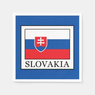 Serviette Jetable La Slovaquie