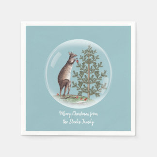 Serviette Jetable Noël en Australie