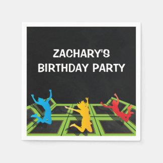 Serviette Jetable Partie d'anniversaire de enfant de parc de