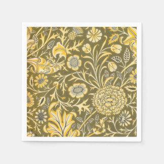 Serviette Jetable William Morris la conception de Cherwell pour la