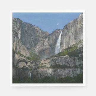 Serviette Jetable Yosemite Falls III de parc national de Yosemite