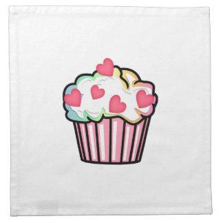 Serviettes De Table Amour de petit gâteau