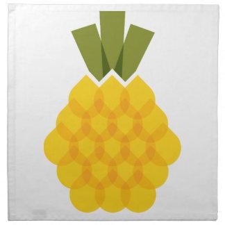 Serviettes De Table Ananas de mod