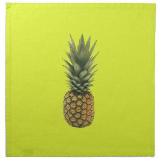 Serviettes De Table Ananas doux