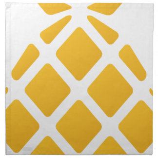 Serviettes De Table ananas, fruit, logo, nourriture, tropicale,