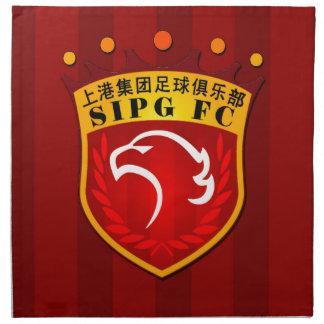 Serviettes De Table Changhaï SIPG F.C.