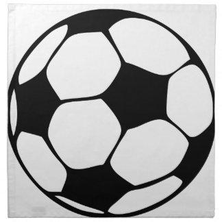 Serviettes De Table maman du football