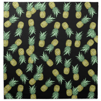 Serviettes De Table Motif d'ananas