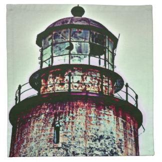 Serviettes De Table Vieux phare