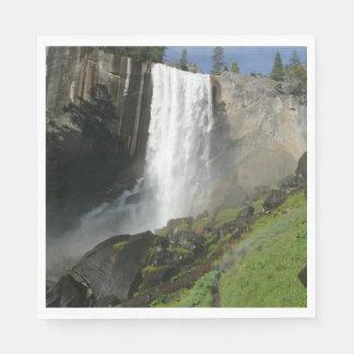 Serviettes En Papier Automnes vernaux I en parc national de Yosemite