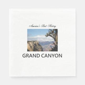 Serviettes En Papier Canyon grand d'ABH