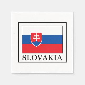 Serviettes En Papier La Slovaquie