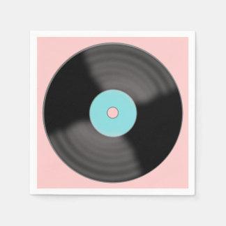 Serviettes En Papier Serviettes record de classique