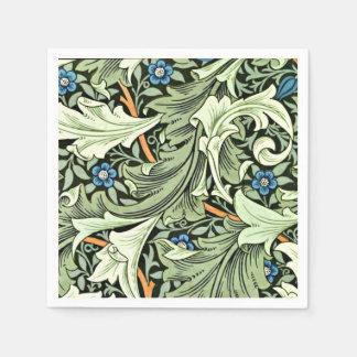 Serviettes En Papier William Morris - Granville