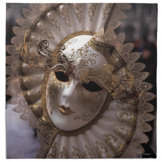 Serviettes En Tissus Venise, Italie (IT) - mascarade