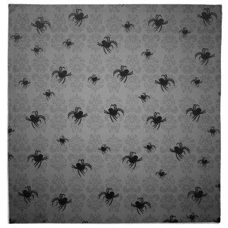 Serviettes En Tissus Victorian gothique Halloween