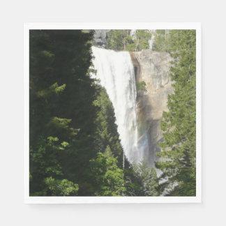 Serviettes Jetables Automnes vernaux II en parc national de Yosemite