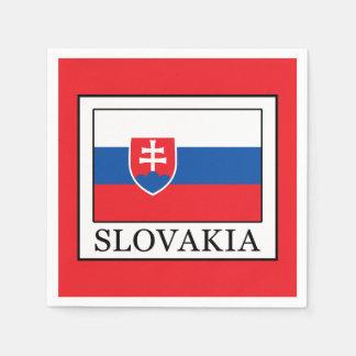 Serviettes Jetables La Slovaquie