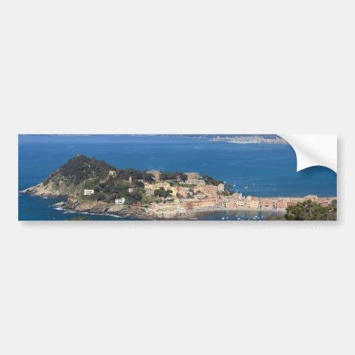 Sestri Levante, Italie Adhésif Pour Voiture
