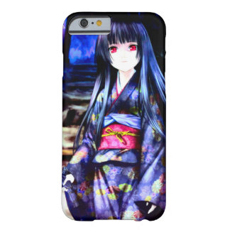 Sexy Japanse Prinses Anime Barely There iPhone 6 Hoesje