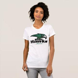 Shaw colporte le T-shirt 1