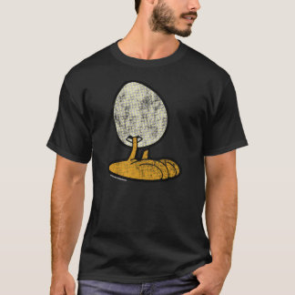 Sheldon la chemise des hommes d'oeufs t-shirt