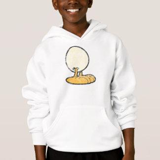 Sheldon le sweatshirt de l'enfant d'oeufs