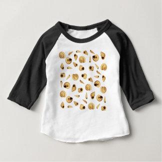 Shell modèlent t-shirt pour bébé