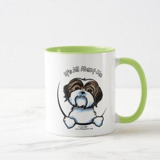 Shih Tzu son tout environ je Mug