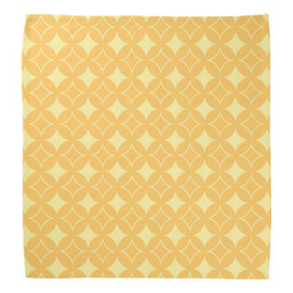 Shippo jaune bandana