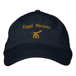 Shriner a brodé casquette brodée