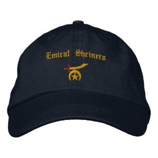 Shriner a brodé chapeaux brodés