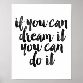 Si vous pouvez le rêver vous pouvez le faire