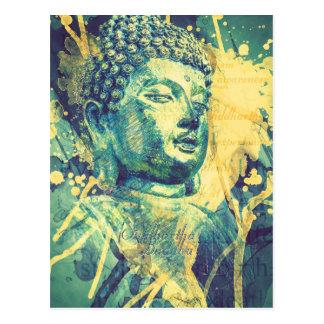 Siddhartha Bouddha Carte Postale