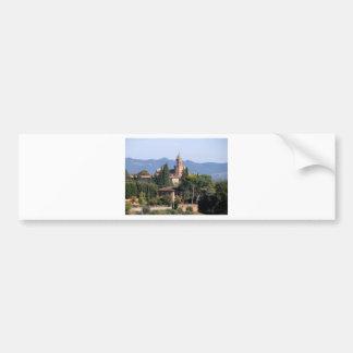 Sienne, Italie Autocollant De Voiture
