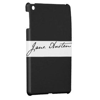 Signature de Jane Austen Coque iPad Mini