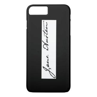 Signature de Jane Austen Coque iPhone 7 Plus