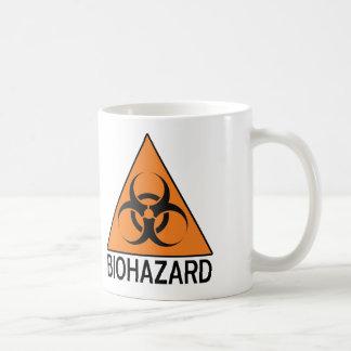 Signe de Biohazard Mug