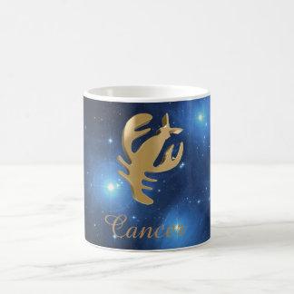 Signe d'or de Cancer Mug