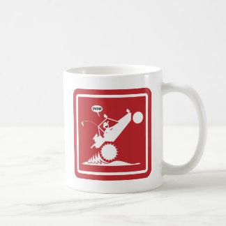 Signes de WHEELIE de RAIL de SABLE Mug