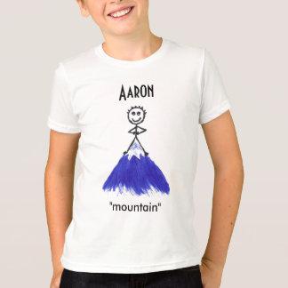 Signification nommée d'Aaron T-shirt