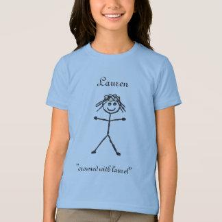 Signification nommée de Lauren T-shirt