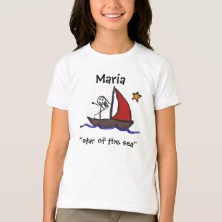 Signification nommée de Maria T-shirt
