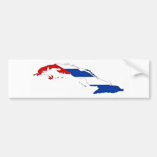 silhouette de forme de carte de drapeau de pays du autocollant de voiture