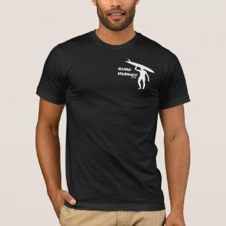 Silhouette de Longboarder T-shirt