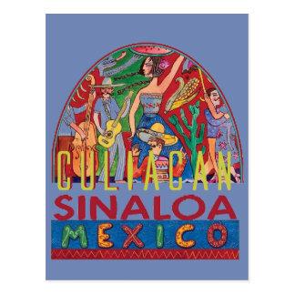 SINALOA Mexique Carte Postale