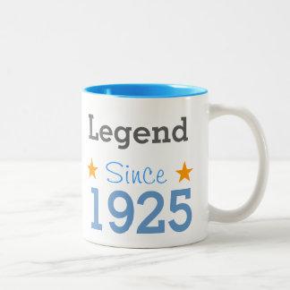 Since 1925 vidant mug bicolore