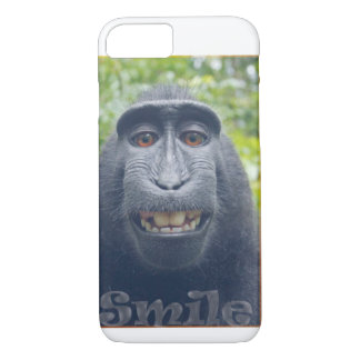 Singe drôle de cas d'Iphone 7 Coque iPhone 8/7