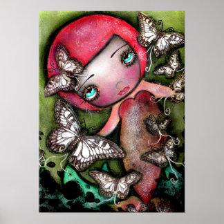 Sirène de papillon
