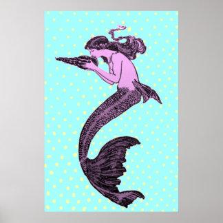 Sirène de point de Poka